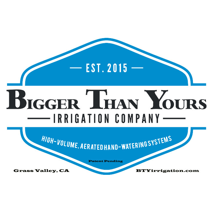 Bigger Than Yours Irrigation Company