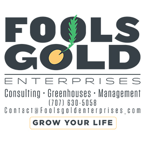 Fools Gold Enterprises vends at The Golden Tarp Awards