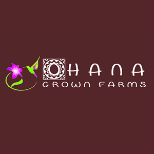 Ohana Grown Farms vends at The Golden Tarp Awards