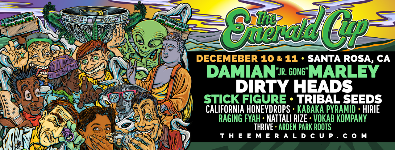 The 2016 Emerald Cup