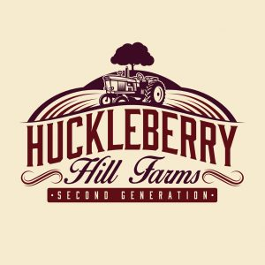 Huckleberry Hill Farms Logo