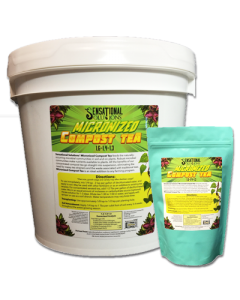 vital garden supply compost tea
