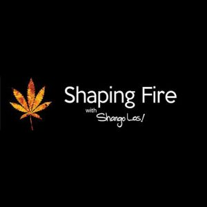shaping fire logo