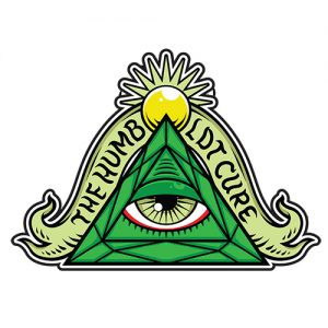 The Humboldt Cure logo