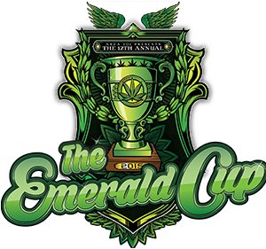 Emerald Cup Logo for Sponsorship