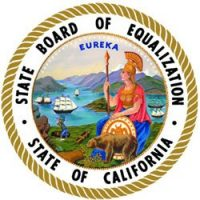 California Board of Equalization attends The Golden Tarp Awards