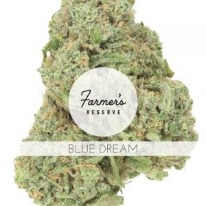 RVR flowers Blue Dream