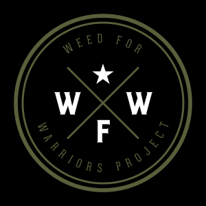 Weed for Warriors logo