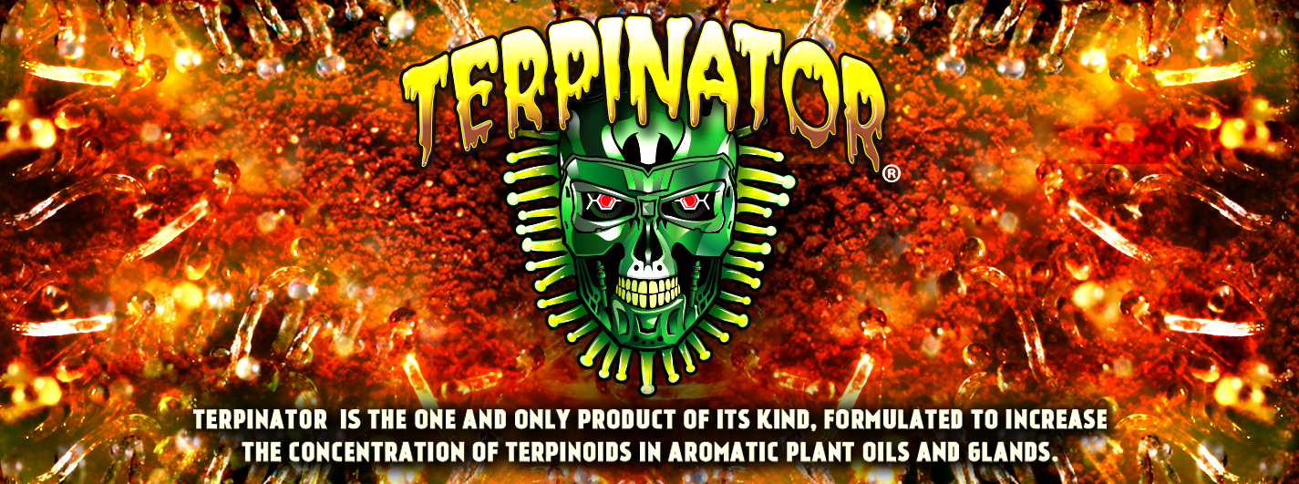 Terpinator sponsors The Golden Tarp Awards